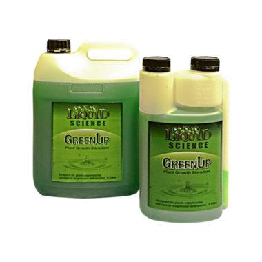Liquid Science – Green-Up