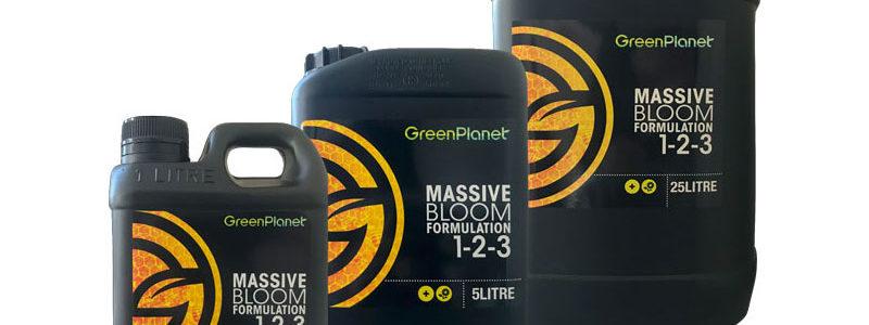 Green Planet – Massive