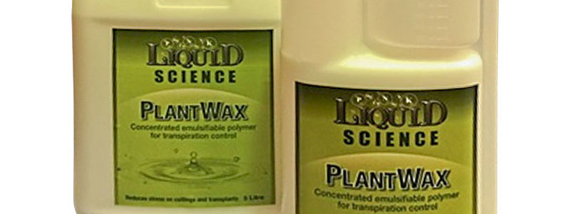 Liquid Science – Plant Wax
